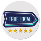 True Local 5 Star Rating